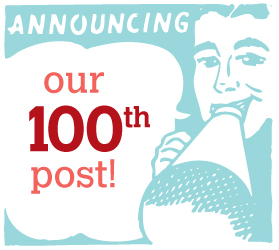 Mix Creative's 100th Blog Post
